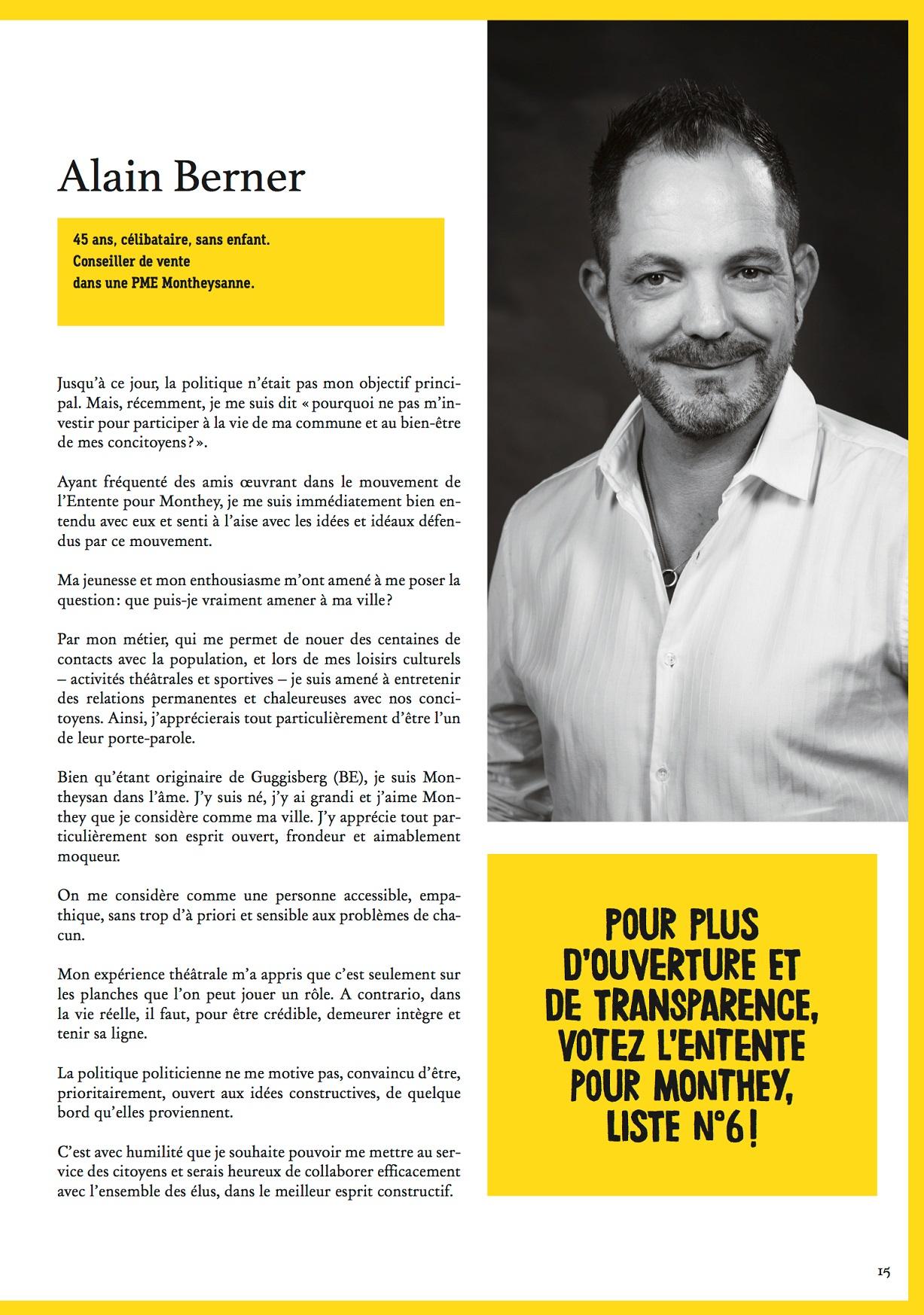 Alain Berner